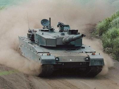 Japońskie czołgi