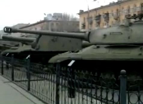 Czołg IS-3