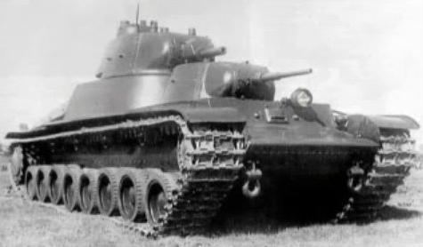Czołg T-100