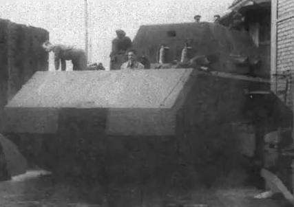Maus czołg